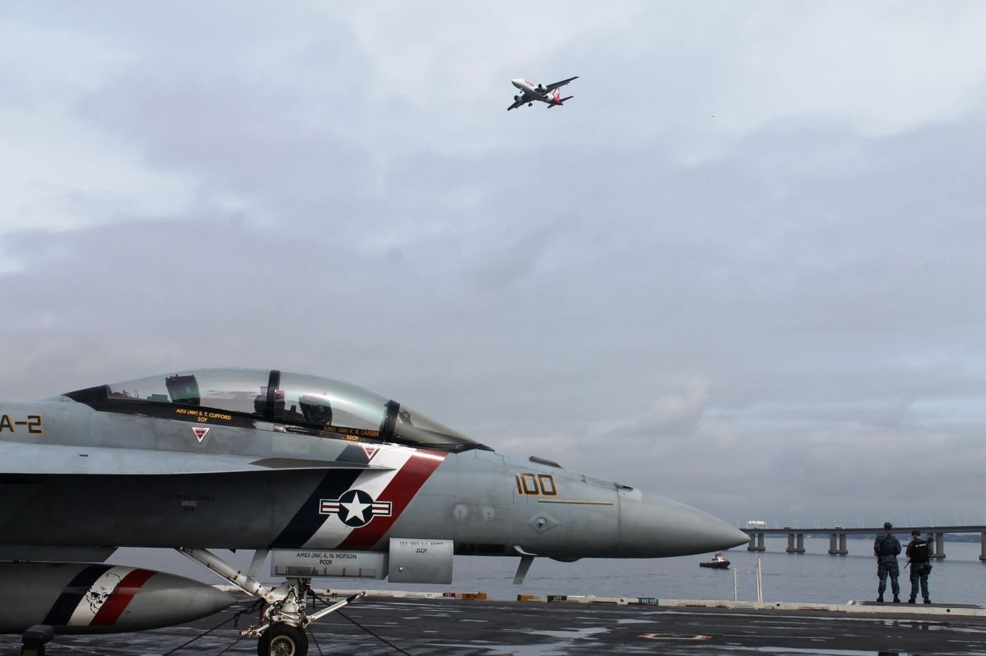 Joint Exercises Boost Ties Between Brazilian Armed Forces and U.S. Navy