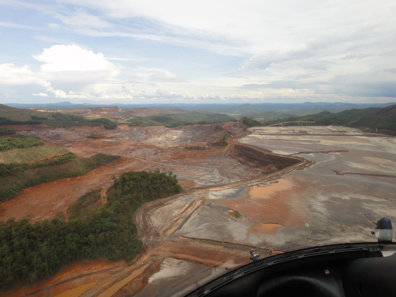 Brazilian Armed Forces Respond to Major Environmental Disaster