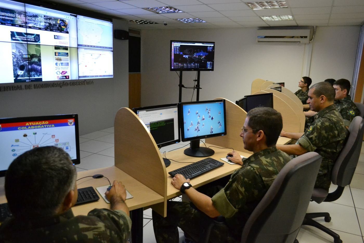 Brazilian Armed Forces Prepare Strong Cyber Defense Strategy for 2016 Olympics