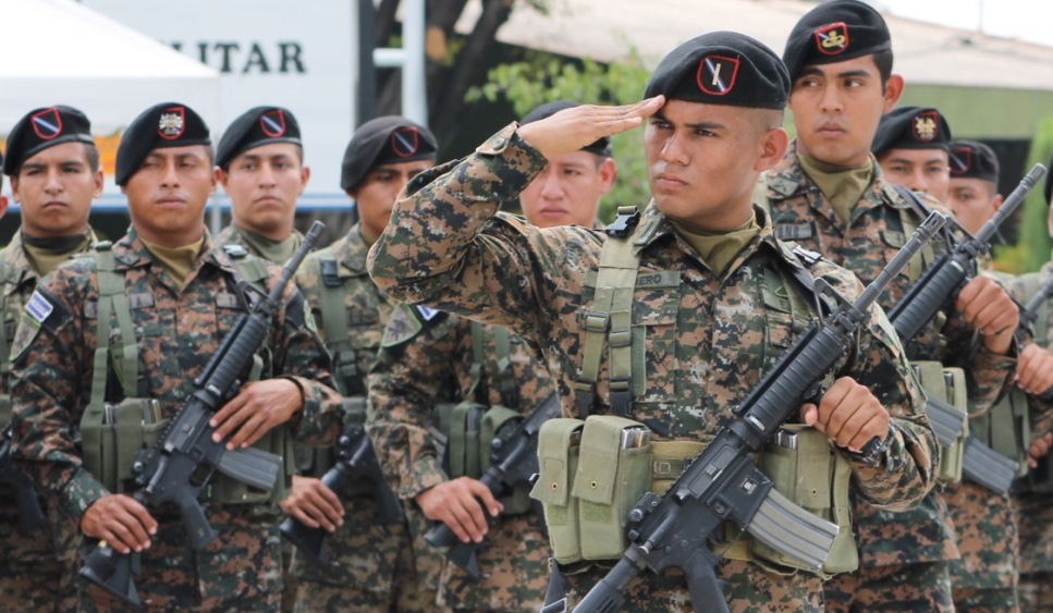 El Salvador Inaugurates New Center for Peace Operations
