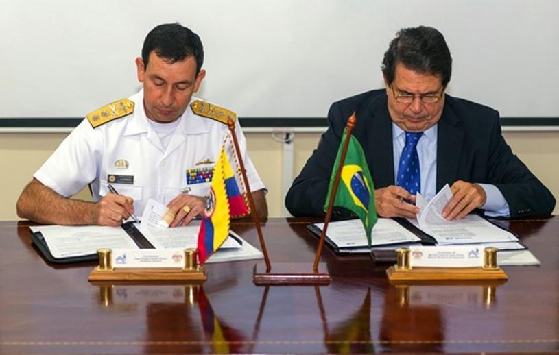 Brazil, Colombia, Peru Collaborate on Amazon Patrol Boat Development