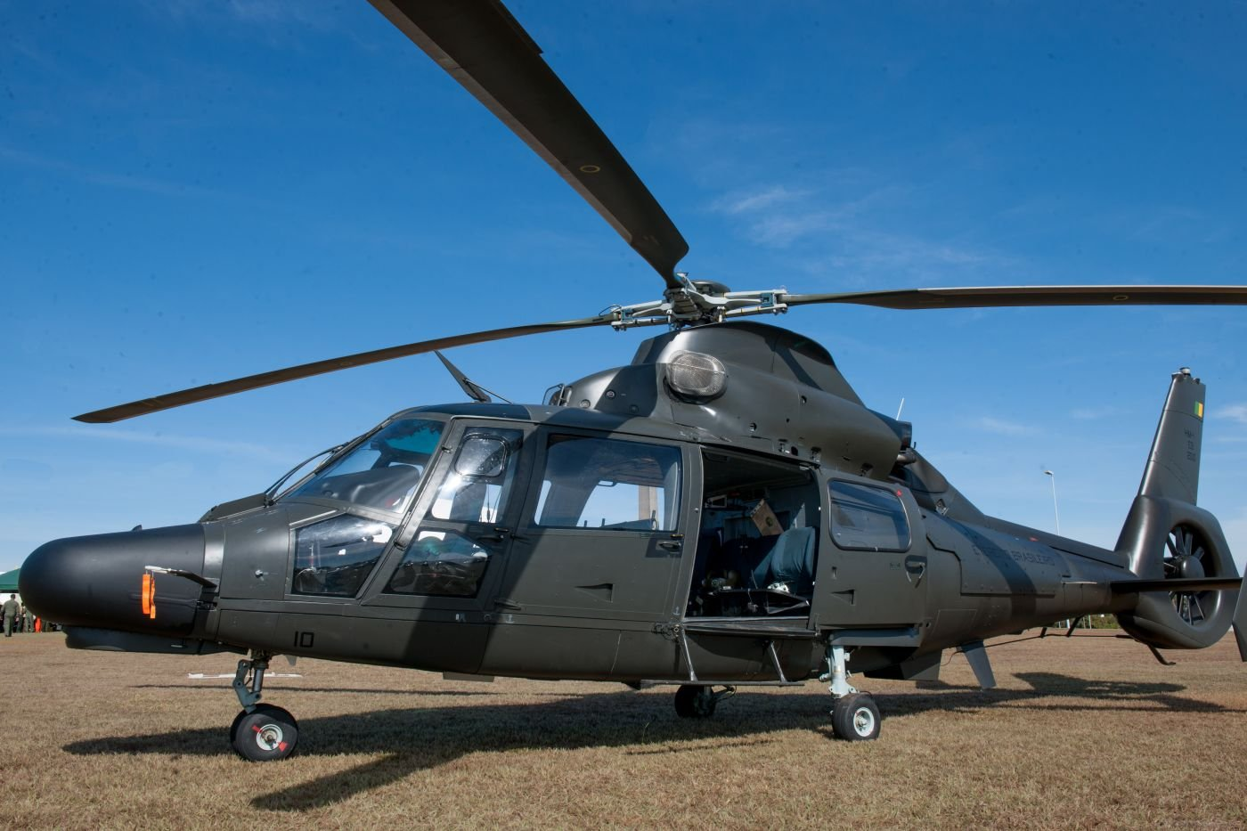 Brazilian Army Modernizes Helicopters, Reinforces Aerial Mobility