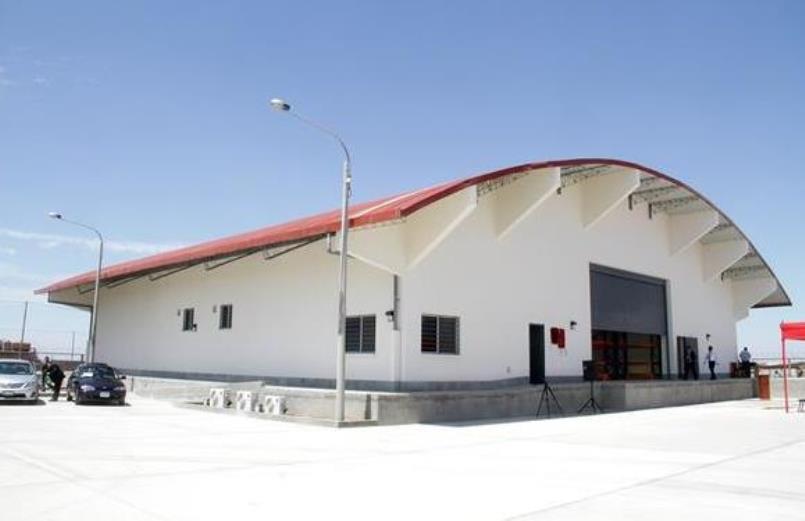 Peru Inaugurates Warehouse to Aid Efforts During Natural Disasters
