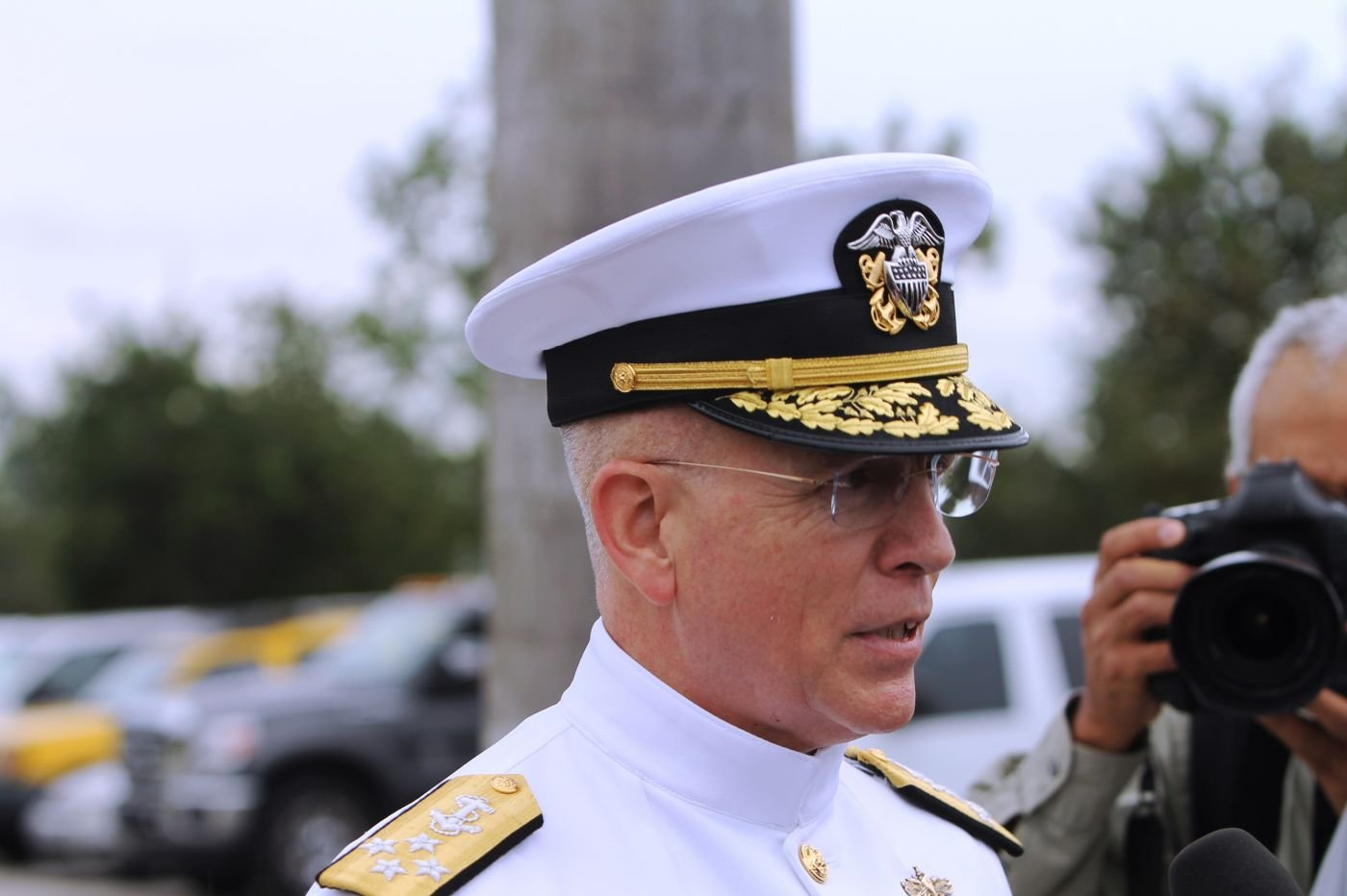 Adm. Tidd Assumes Command of SOUTHCOM at Celebration of Gen. Kelly, Accomplishments and Partnerships