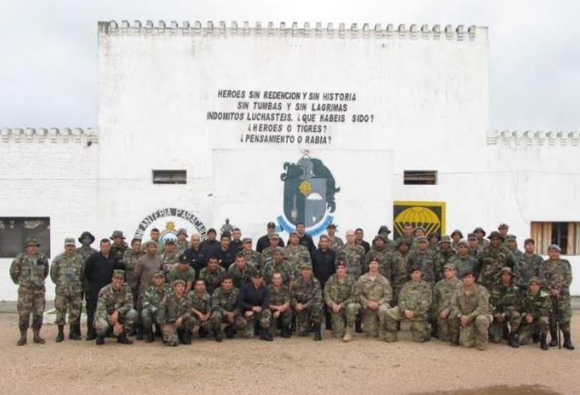 Uruguayan, U.S. Special Forces Conduct Joint Counter-terrorism Training