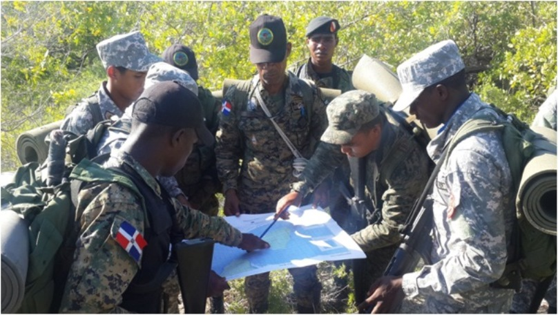 Dominican Armed Forces Conduct Joint Training to Optimize Capabilities