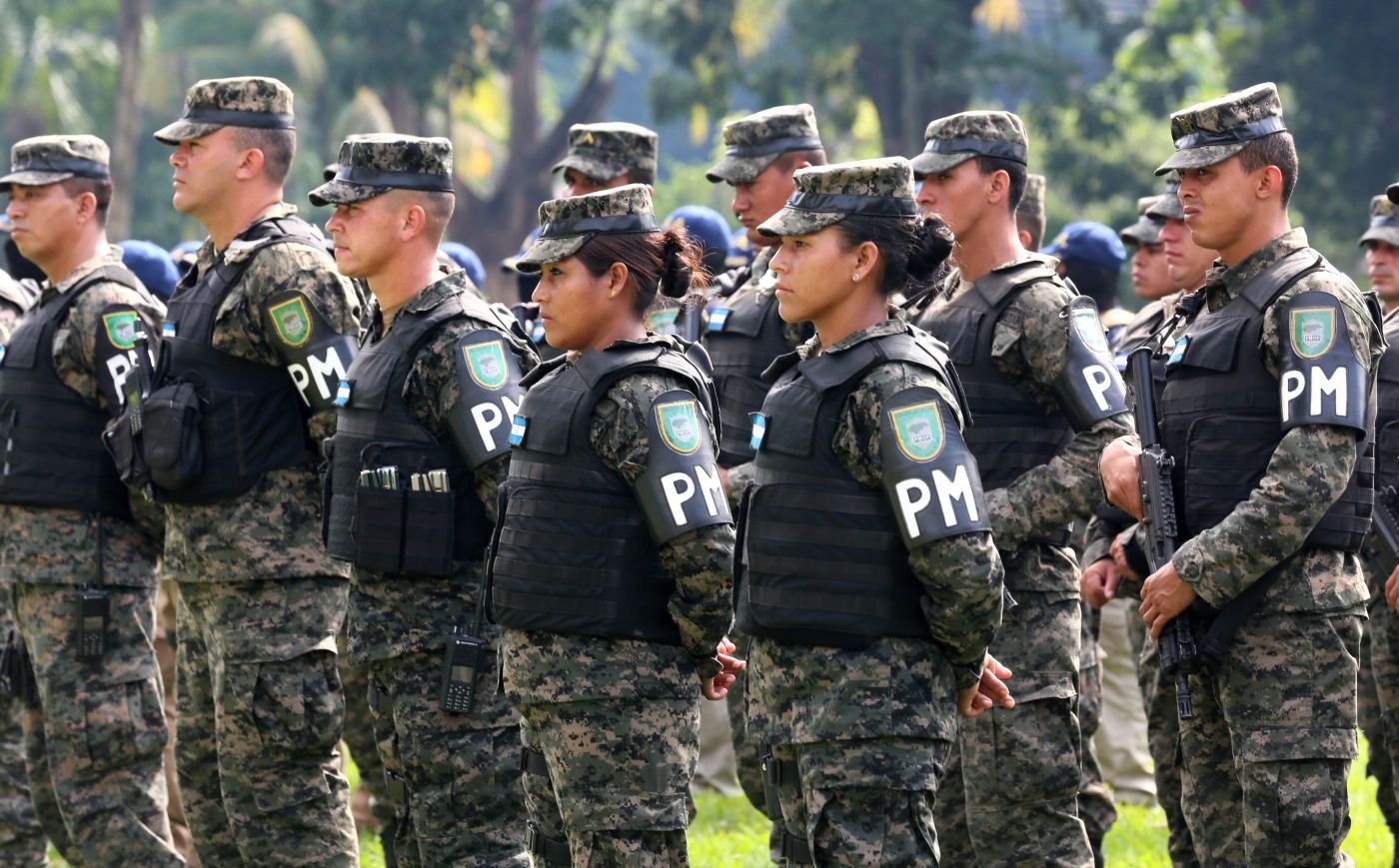 Elite FUSINA Force Credited For Drop in Honduras Homicides