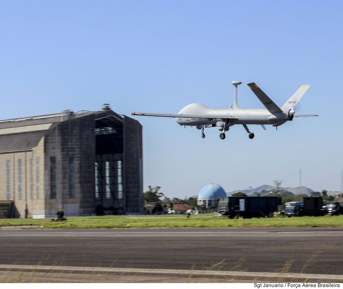 Brazil, Colombia Institute New Rules for Remotely-Piloted Aircraft