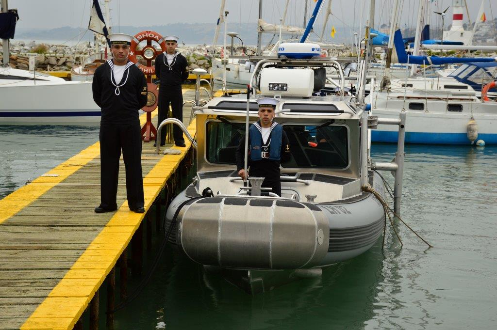 New Hydrographic Vessel Helps Chilean Navy Create Safe Navigation Routes