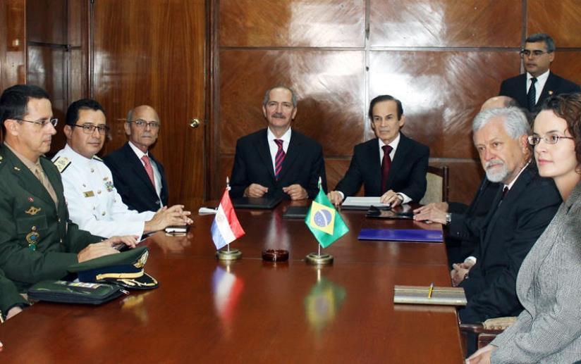 Paraguay, Brazil Bolster Military Cooperation along Shared Border