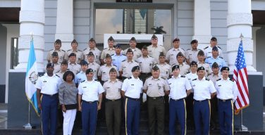 Guatemalan Armed Forces, U.S. SOUTHCOM Cooperate in 'Beyond the Horizon' 2016