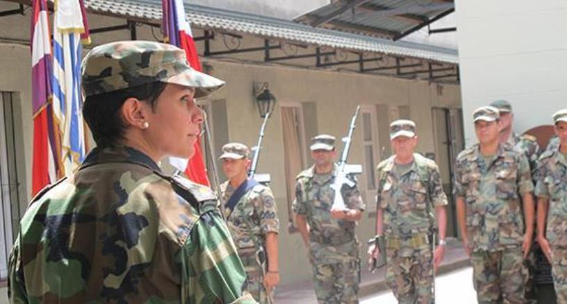 Uruguayan Army Appoints Woman to Command Post for First Time