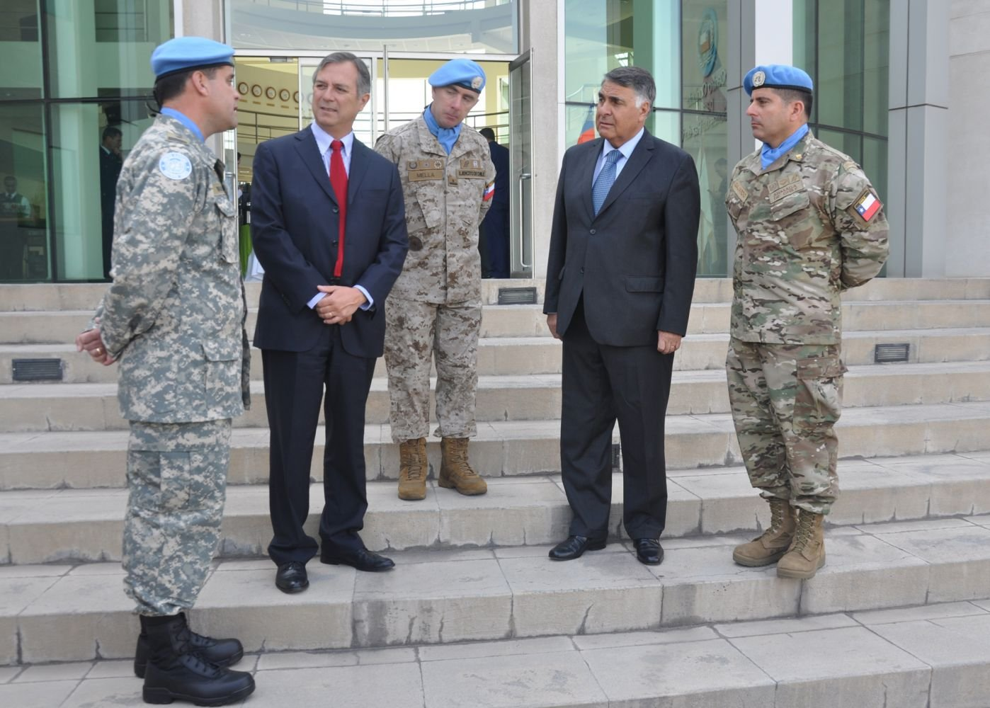 Chilean Armed Forces Join Peacekeeping Mission in Central African Republic