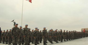 Peru Deploys Military Contingent to UN Peace Keeping Mission in Africa