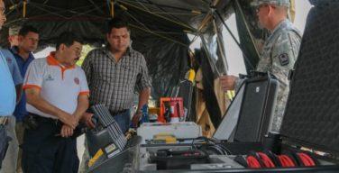 Honduras and Puerto Rico Exchange Expertise to Improve Emergency Response
