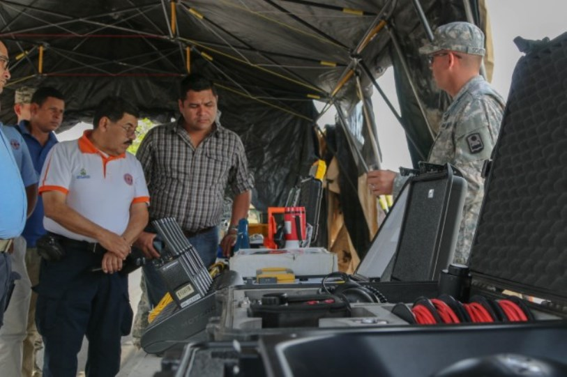 Honduras and Puerto Rico Exchange Expertise to Improve Emergency Response