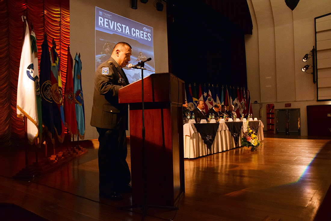 Colombia Seminar: From Terrorist Insurgency to Transnational Organized Crime