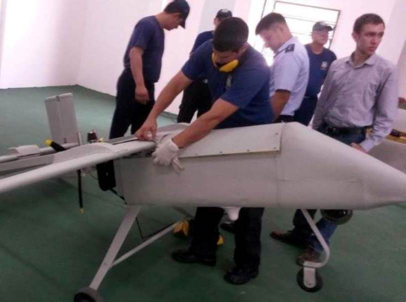 Paraguay Creates Nation's First Domestically Produced UAV