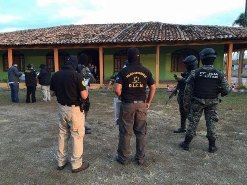 Operation Avalanche Hits MS-13 in Honduras