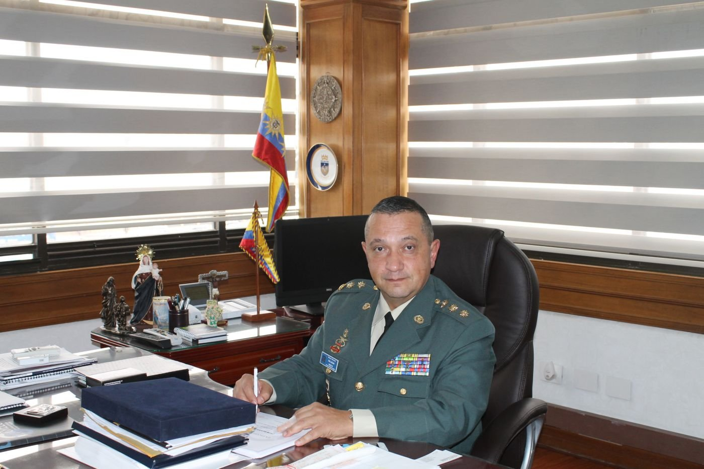 War College Aims to Build the Colombia of the Future