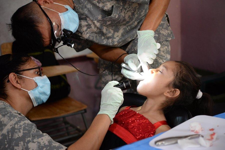 SOUTHCOM's JTF-Bravo and Honduran Military Provide Medical Services to Remote Populations