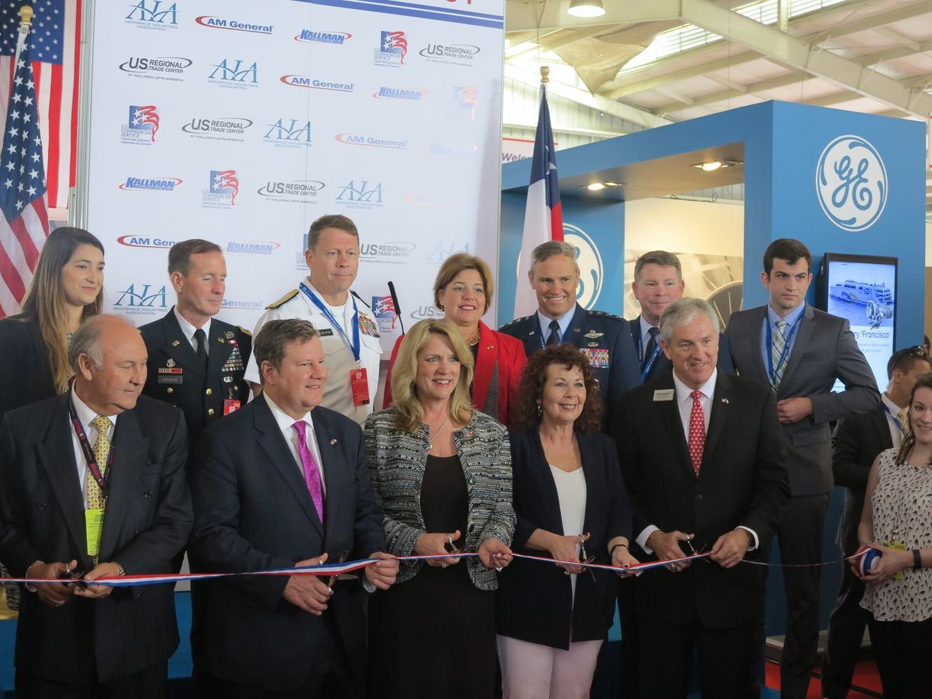 USAF Secretary James Reaffirms Ties with Latin American Partners