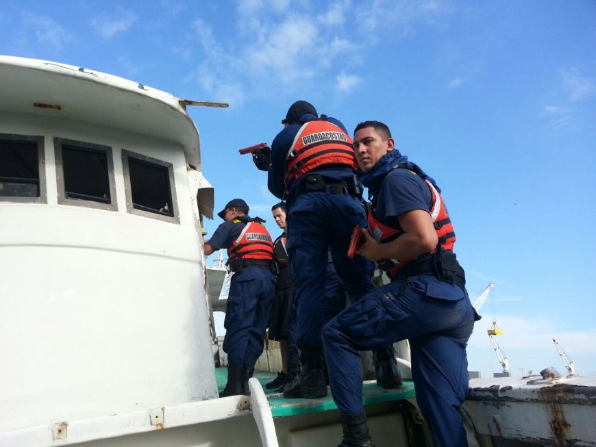 Costa Rican and U.S. Coast Guards Conduct Joint Training in Fight against Organized Crime