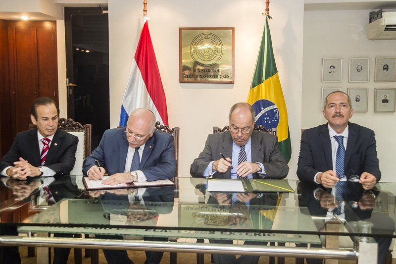 Brazil and Paraguay Expand Military Cooperation