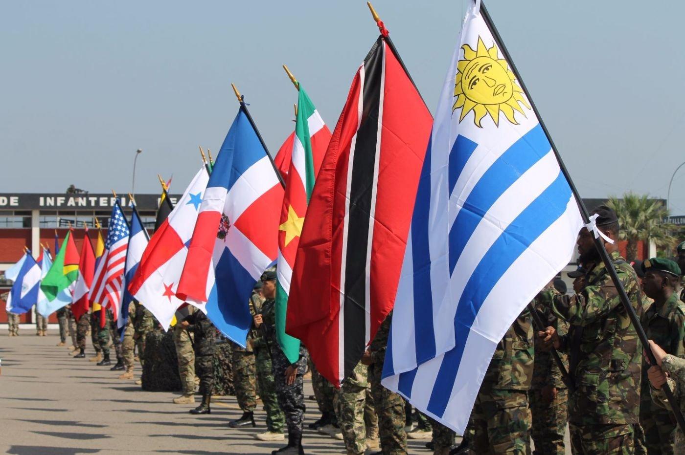 Partner Nation Special Forces Compete for 'Fuerzas Comando Peru 2016' Cup