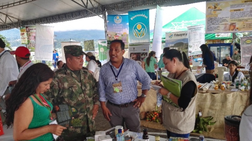 Colombian Army Promotes Programs to Enhance Country's Agriculture