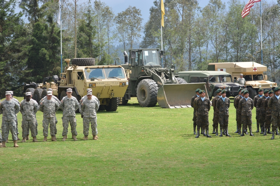 Guatemalan and U.S. Troops Team Up to Provide Health Services to Citizens