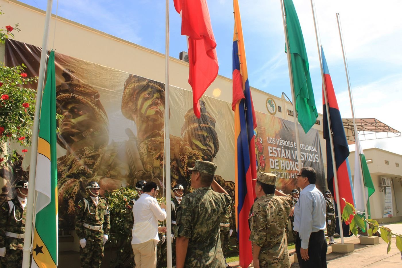 Armies of Brazil, Colombia, and Peru Conduct Expansive Joint Operation in the Amazon