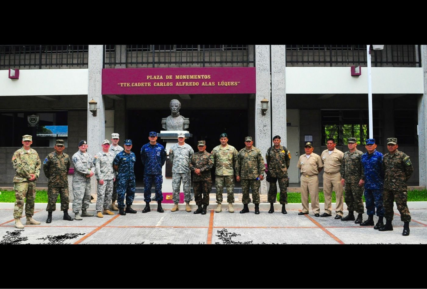 Military Exchange in El Salvador Highlights Importance of Non-Commissioned Officers
