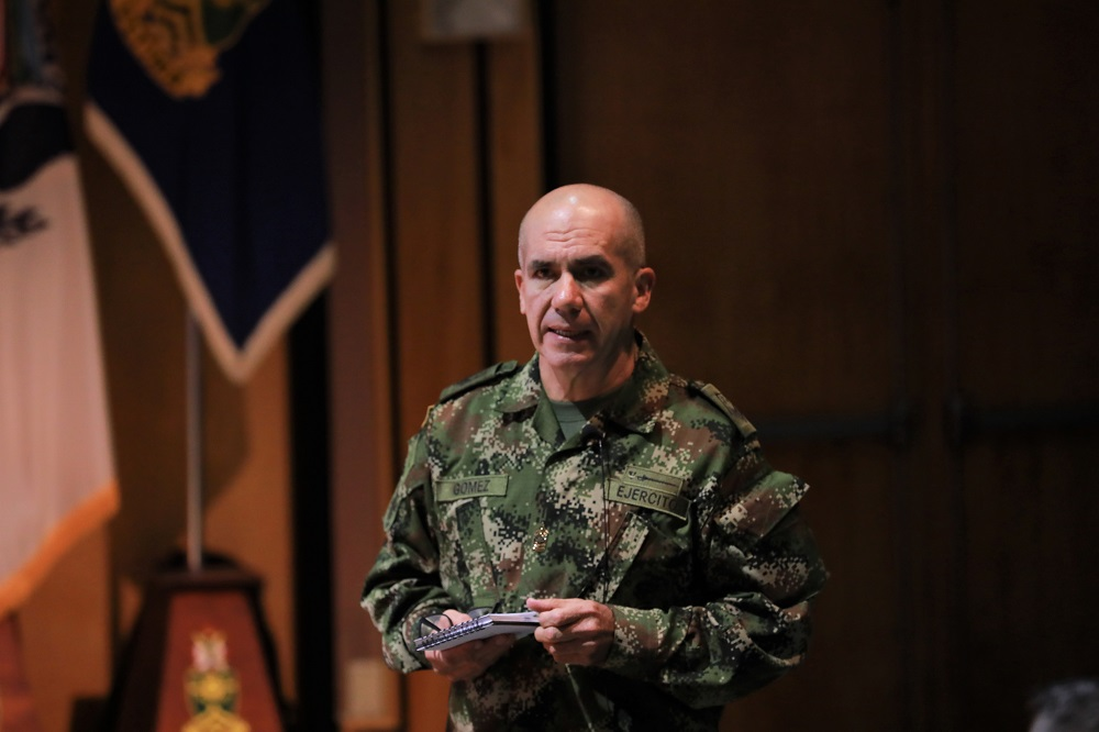 Colombian NCOs PISAJE Program Continues To Be a Success