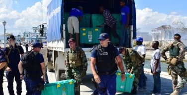 U.S. Military Response to Hurricane Matthew Sets the Tone for Successful Planning and Coordination