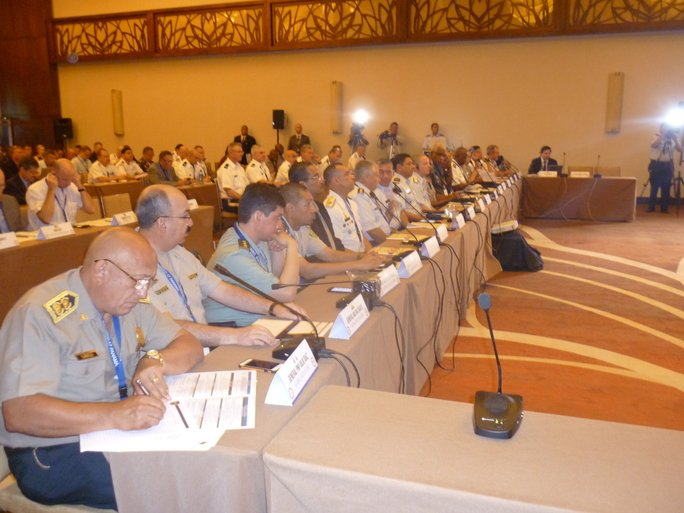 Joint Strategies Established at Security Summits