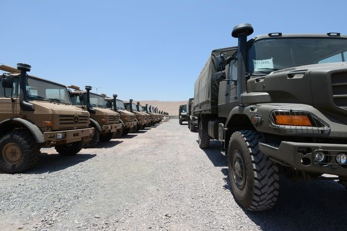 Chile Purchases Vehicles to Expedite Disaster Response