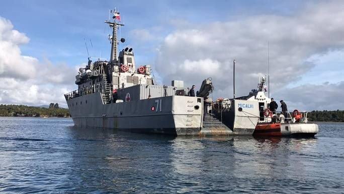 Chilean Navy Collaborates in Acrux Chiloé 2017 Healthcare Operation