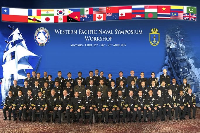 Chile Hosts Its First Pacific Naval Workshop