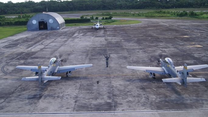 Armed Forces of Colombia, Peru, and Brazil Conduct Amazonas I Exercise