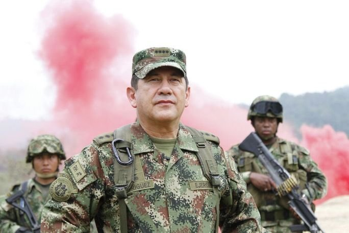 Colombian Armed Forces Activate Plan Victoria