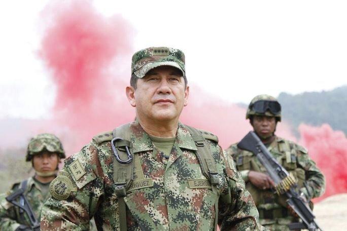 Forças Armadas da Colômbia ativam o plano Victoria