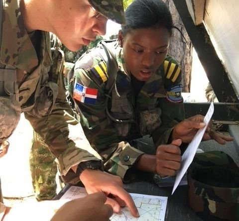Dominican Cadets Train at WHINSEC