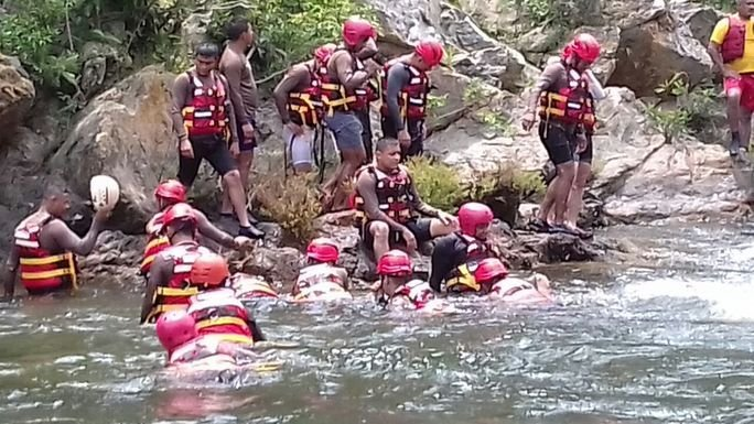 Central America Becomes Certified in Aquatic Rescue and Humanitarian Aid