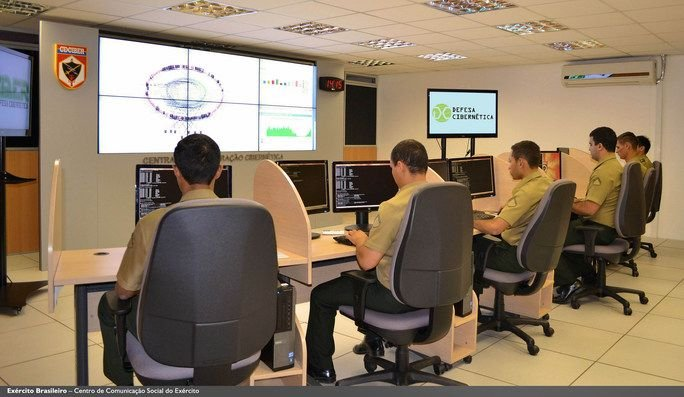 Brazilian Army Invests in Cyber Defense