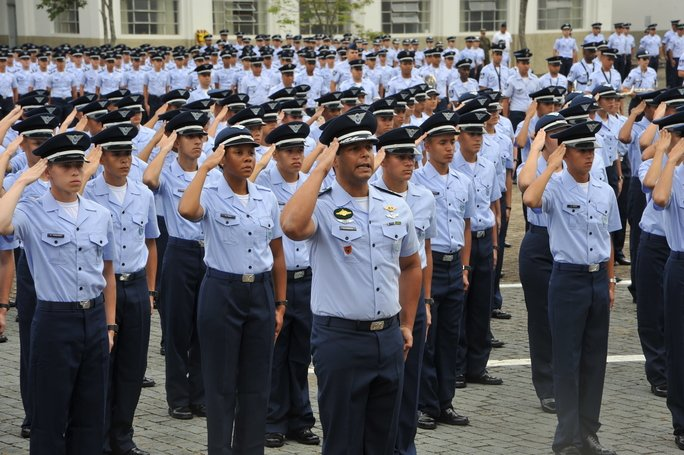 Brazil's Air Cadets Preparatory School Opens Its Doors to Women