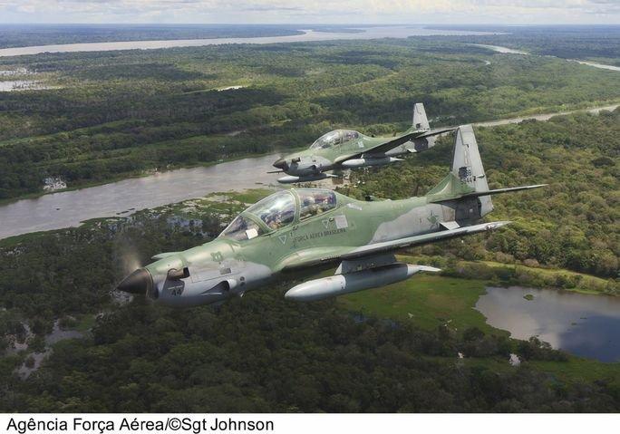 Brazilian Air Force Commences Largest Enforcement Operation against Unauthorized Flights