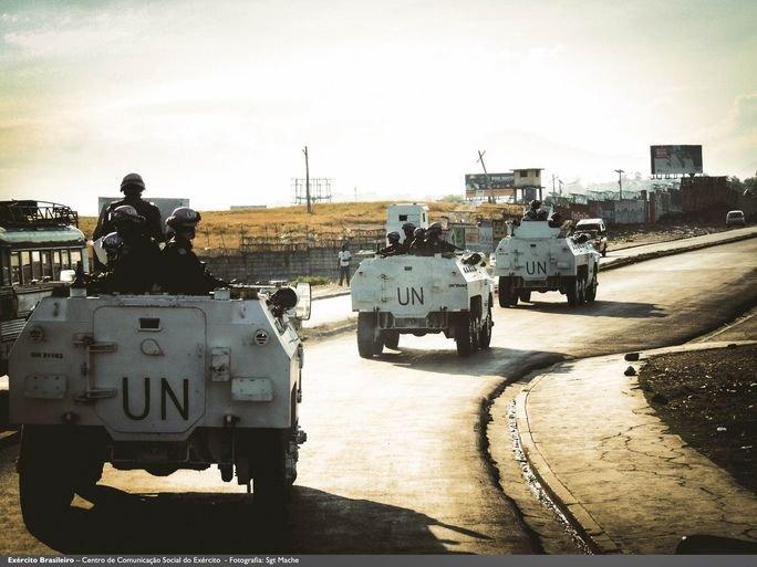 Brazil Assumes Control of Chilean, Uruguayan, and Peruvian Bases in Haiti