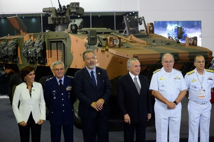 Largest Defense and Security Expo Promotes Contact between Partner Nations