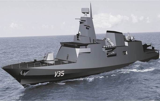 The Brazilian Navy Begins Process of Acquiring New Warships